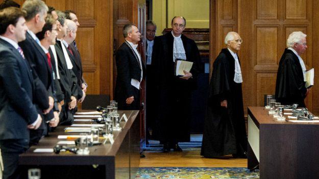 Lahey kararı: Hırvatistan ve Sırbistan soykırım yapmadı