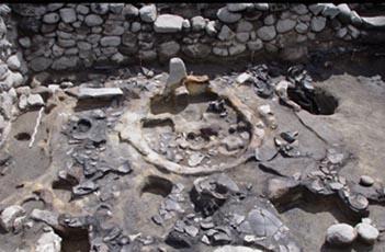 Ermenistan'da 3 bin 300 yıllık tapınak bulundu