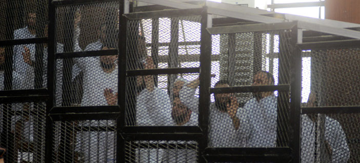 183 sentenced to death in Egypt