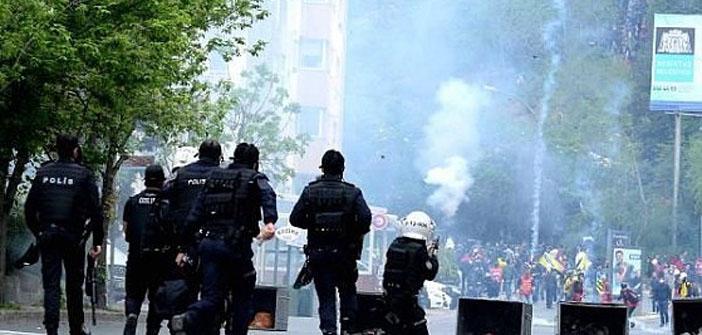 1 Mayıs'ta 20 tutuklu