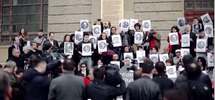 24 Nisan'da İstanbul'da yapılacak Soykırım anmasına çağrı
