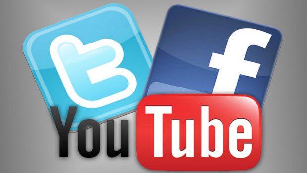Twitter ve Youtube'a erişim yasağı