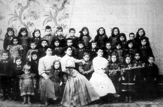 Talas Hayırseverler Cemiyeti'nin Kadınlar Kolu