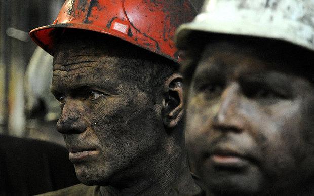 Donetsk'teki madende patlama: En az 30 kişi öldü