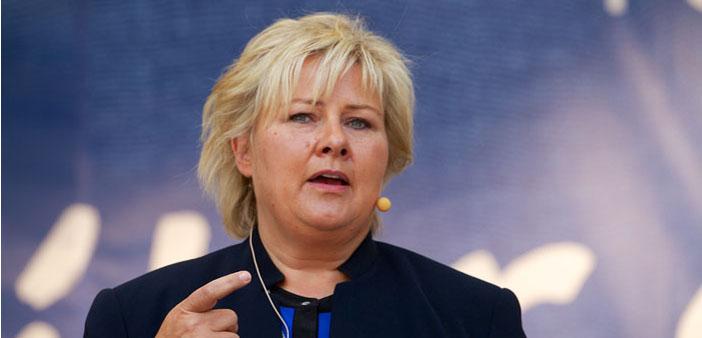 Norveç Başbakanı Ermenistan'daki Soykırım anmasına katılmayacak