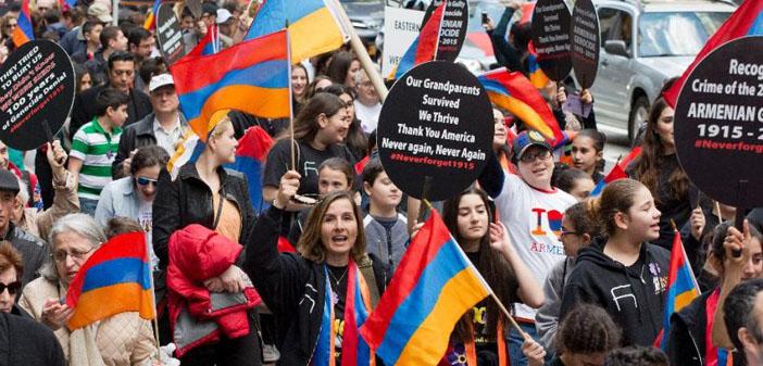 Taner Akçam New York soykırım anmasında konuştu: Hakikat olmadan barış olmaz