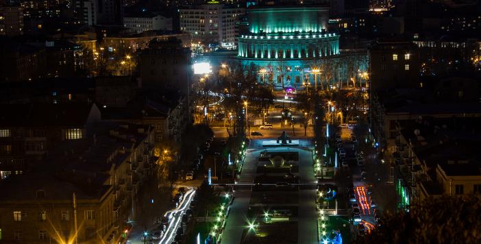 Yerevan'ın göz nuru
