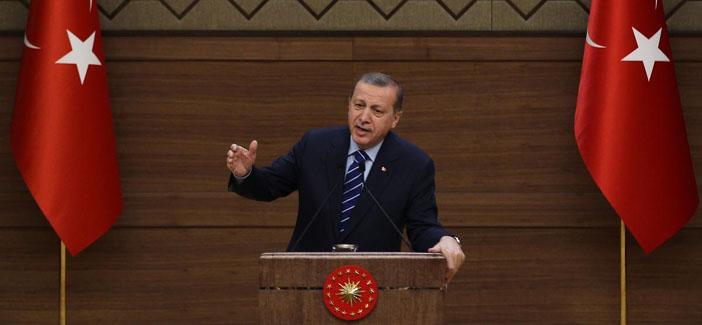 Erdoğan'dan Demirtaş'a: 'Haddini bil'