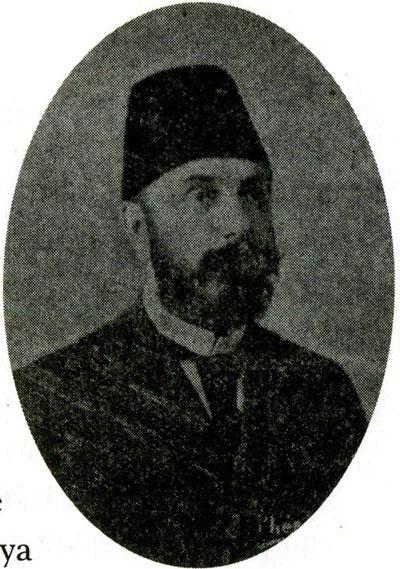 Adana Valisi Cevat Bey