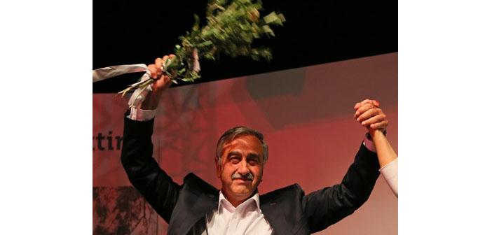 Akıncı'dan Erdoğan'a: Biz hep yavru vatan mı kalalım, büyümeyelim mi?