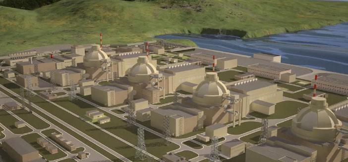 ÇED iptal davası devam eden Akkuyu Nükleer'de temel atma töreni