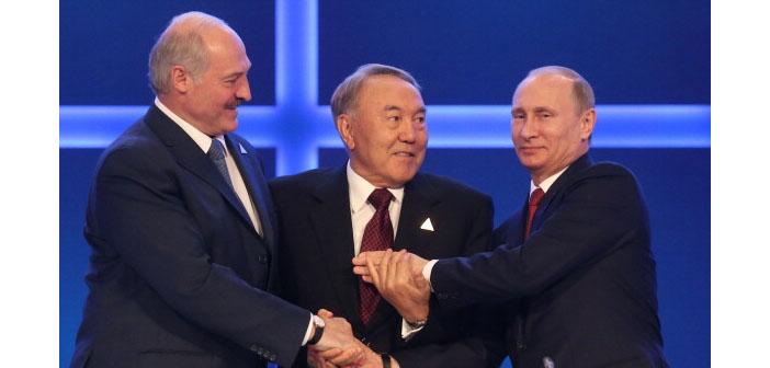 Putin'den Avrasya Ekonomik Birliği üyelerine 'ortak para birimi' çağrısı