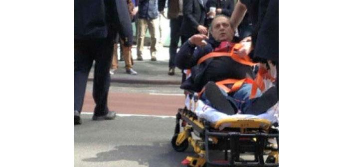 New York'taki soykırım anmasında Ermeni eylemciye saldırı