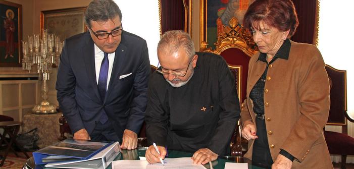 Tıbrevank ve Kalfayan'ı bütünleştiren protokoller imzalandı