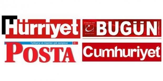 Dört gazeteye 'terör örgütünün propagandasını yapmak'tan soruşturma açıldı