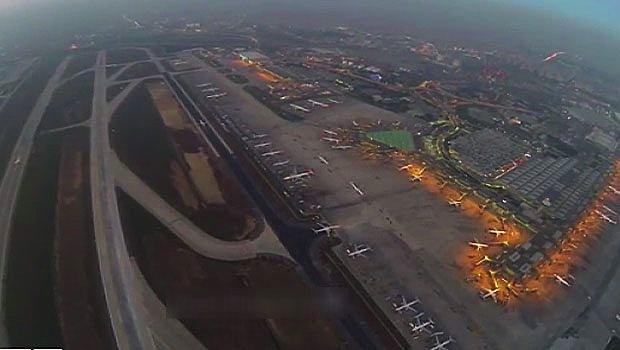 Atatürk Havalimanı üzerinde 'drone' uçuşuna 6 yıl hapis istemi