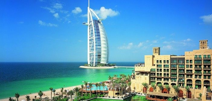 Dubai'yi yaratana kurban