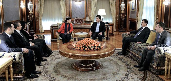Öcalan'ın mektubu Erbil'e ulaştı