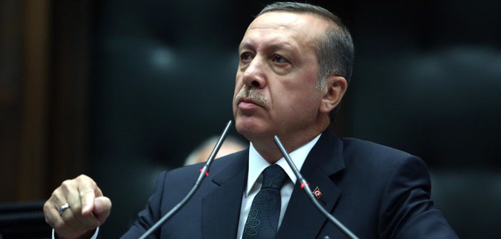 Erdoğan to Diaspora: 'They will play and dance on their own on April 24'