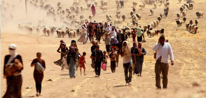 BM: IŞİD Ezidilere soykırım uyguladı