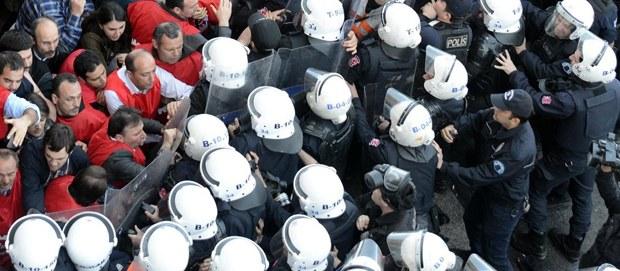 İstanbul'da gözaltı sayısı artıyor