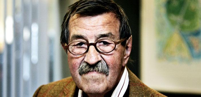 Günter Grass: Yazar kaybedenlerin tarafında olmak zorundadır
