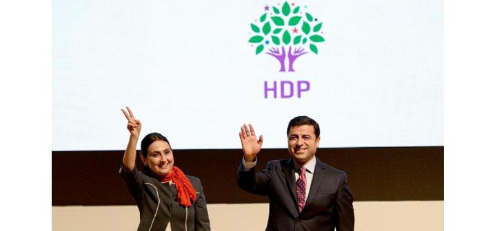 HDP: Bildirge mücadele birliğimizin aynasıdır