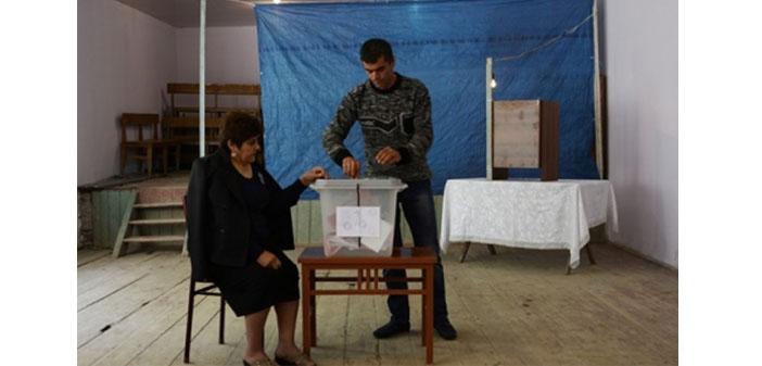 Karabağ'da genel seçim sonuçları açıklandı