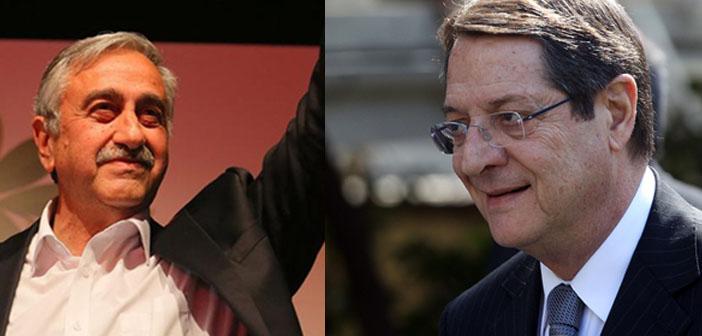 Kuzey Kıbrıs yeni lideri Anastasiadis'le görüşecek