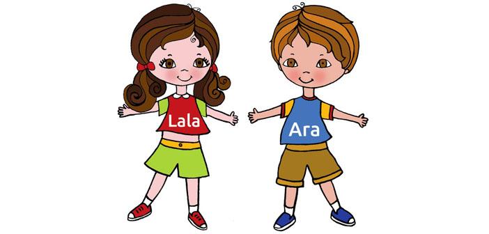 Yeni uygulama Lala&Ara ile keyifli Ermenice