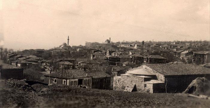 Malkara genel görünüşü ve Ermeni kilisesi
