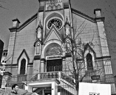 Gedikpaşa Kilisesi