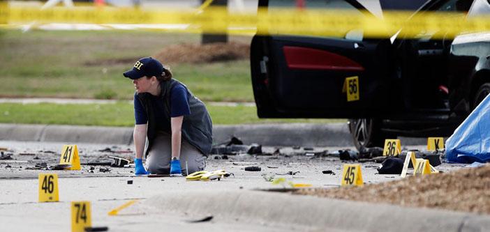 Teksas'taki saldırıyı IŞİD üstlendi