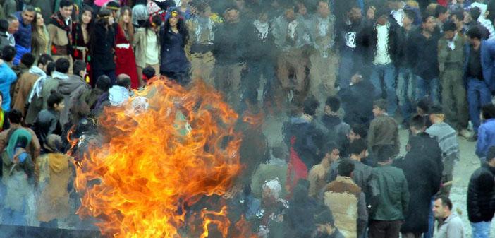 Diyarbakır Newroz'a hazır