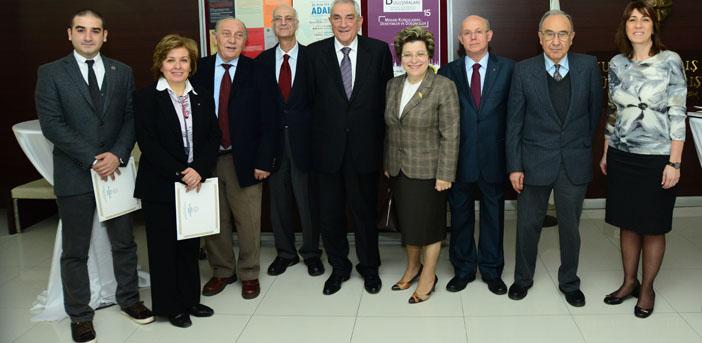 Ermeni okullarına ödül
