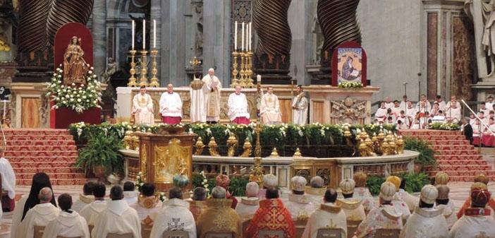 Papa'dan yeni açıklama: Olayları adıyla telaffuz etmek gerekir