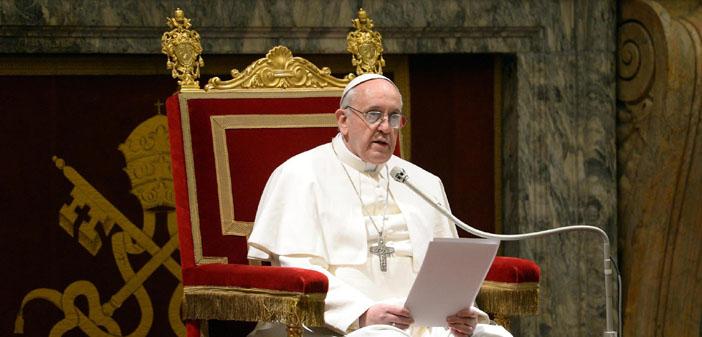 Papa 12 Nisan'da Soykırım kurbanlarını anıyor