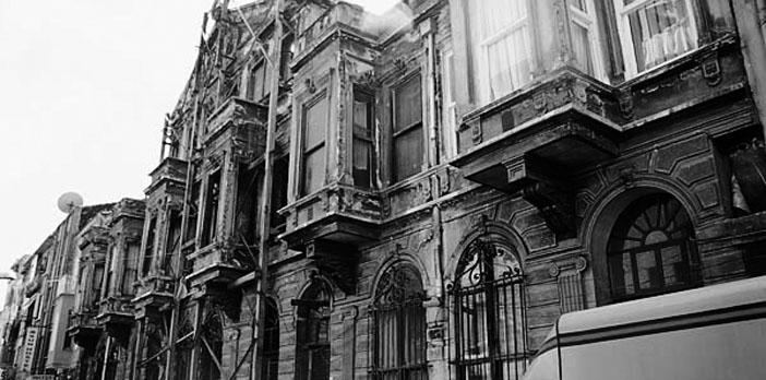 Eski 'Papaz Evleri' Kumkapı'nın bütün çehresini değiştirecek
