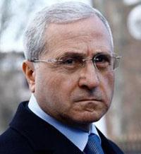 Ermenistan Tarım ve Köy İşleri Bakanı Sergo Karapetyan