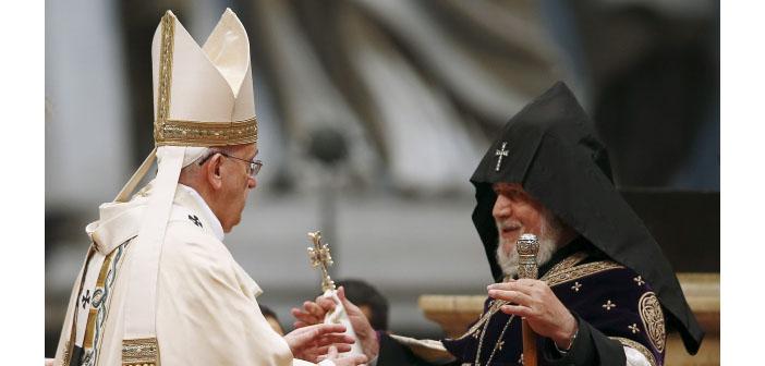 Turkey calls back Vatican Ambassador Paçacı