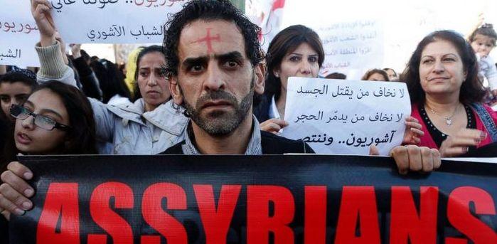 Ortadoğu'nun yeni kalp ağrısı Süryaniler