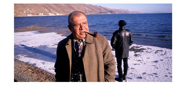 Celal Başlangıç: Hep soykırım üzerineydi Sarkis Seropyan'ın çocukluk masalları