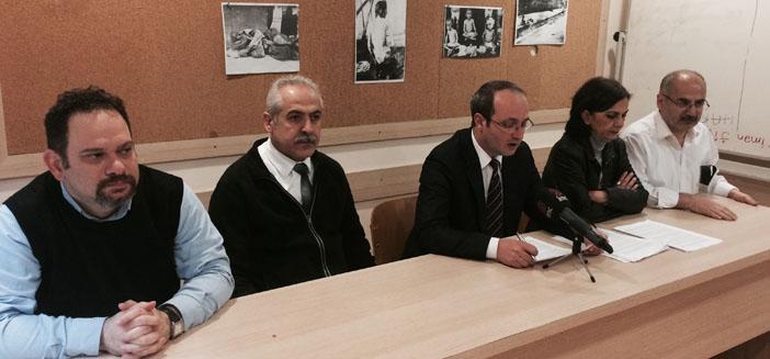 Seyfo için açlık grevine İstanbul'dan destek