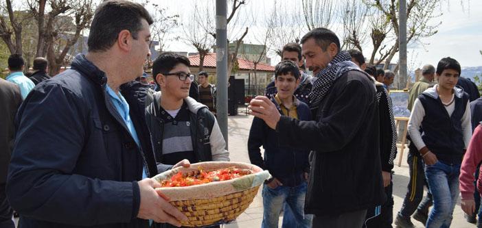 Şırnak'ta 100 yıl sonra ilk Paskalya