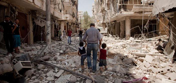 Af Örgütü raporundan: Halep'te yaşam cehennem döngüsü