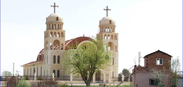 ISIS attacks on Easter: Assyrian Village Church bombed