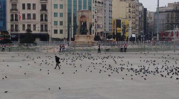 Police once again turns Istanbul into Emergency Zone on May 1, 2015