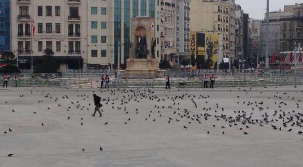 1 Mayıs'ta İstanbul yine OHAL bölgesi