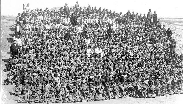 '1915'in tümüyle tarihçilere bırakılması anlamlı değil'