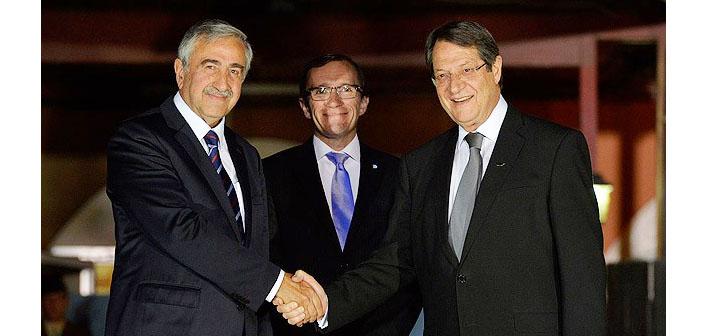 Kıbrıs müzakereleri 15 Mayıs'ta başlıyor